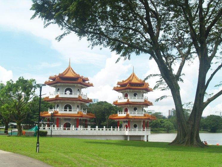 Chinese Garden, Jurong East