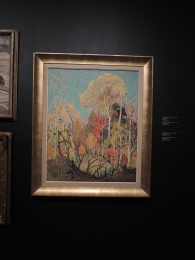 One of Tom Thomson's