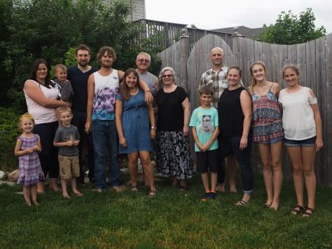 Our Ontario Family :)
