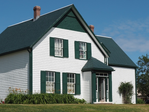 The Green Gables Heritage House
