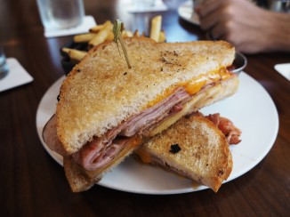 The best grilled cheese in the world