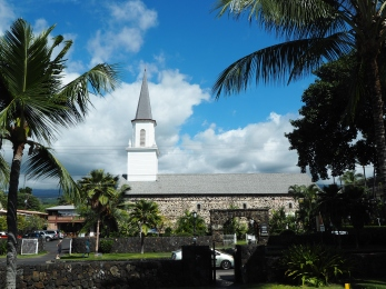 Church in Kona