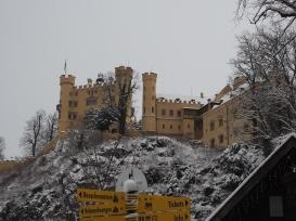 Hohenschwangua Castle