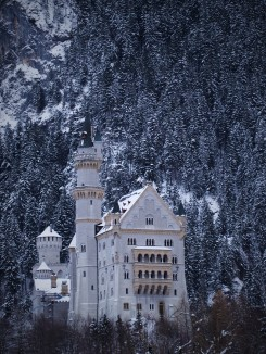 this shot was from Hohenschwangau