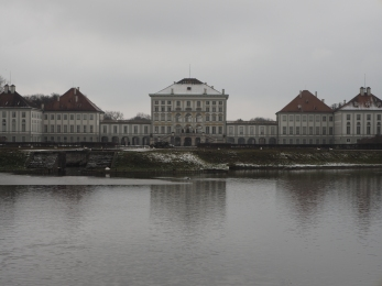 """Quite a huge residence. Also considered only a """"summer palace"""". Where did these people live in the winter????"""
