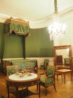 The room Ludwig II was born in