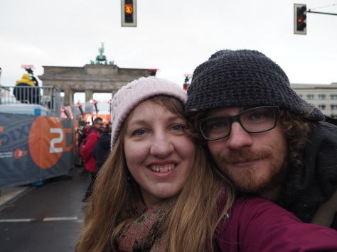 Bradenburg Gate (new year's eve)